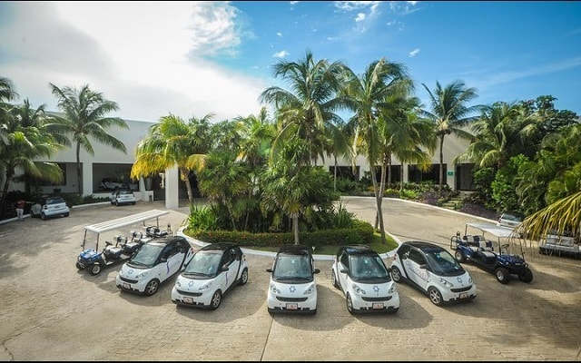 Hotel The Sian Ka'an at Grand Tulum, puedes usar un auto para conocer la zona