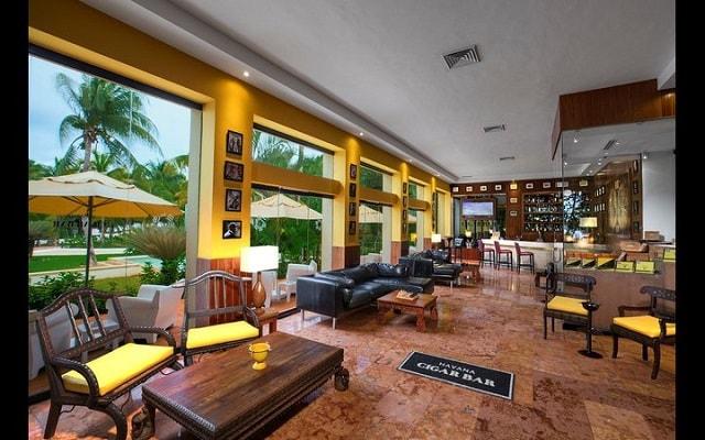 Hotel The Sian Ka'an at Grand Tulum, Bar Havana Cigar