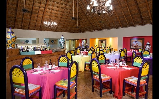 Hotel The Sian Ka'an at Grand Tulum, Restaurante Sarape