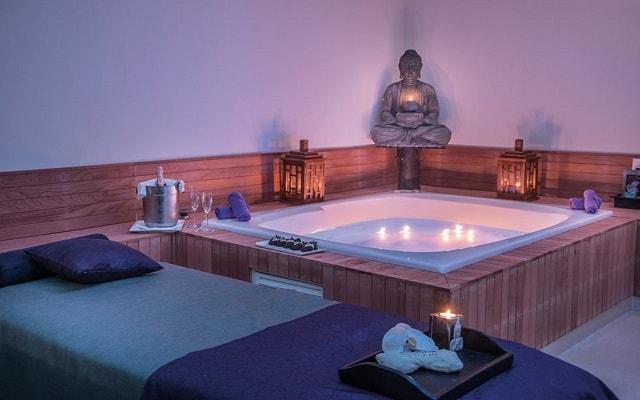 Hotel The Sian Ka'an at Grand Tulum, permite que te consientan en el spa