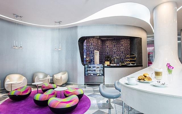 Hotel The Tower by Temptation Cancun, disfruta un rico café