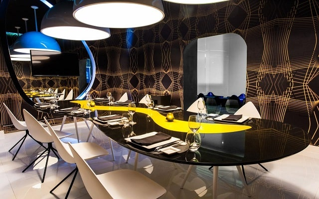 Hotel The Tower by Temptation Cancun, espacios de diseño