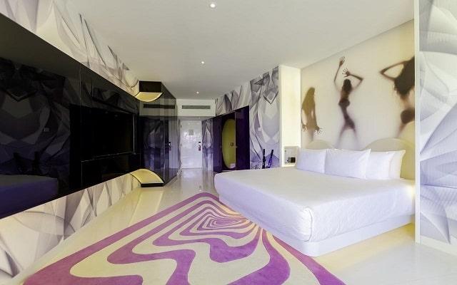 Hotel The Tower by Temptation Cancun, habitaciones con todas las amenidades