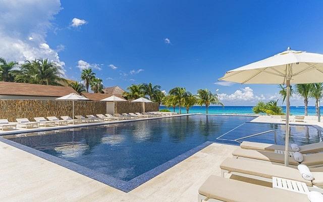 Hotel The Westin Cozumel, disfruta de su alberca al aire libre