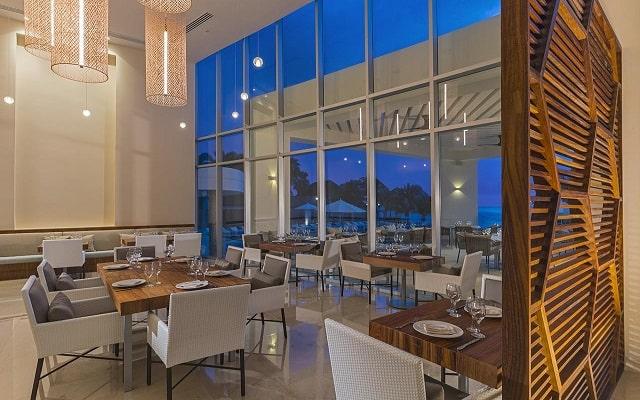 Hotel The Westin Cozumel, escenario ideal para tus alimentos