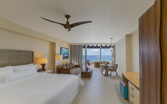 Hotel The Westin Cozumel, habitaciones bien equipadas
