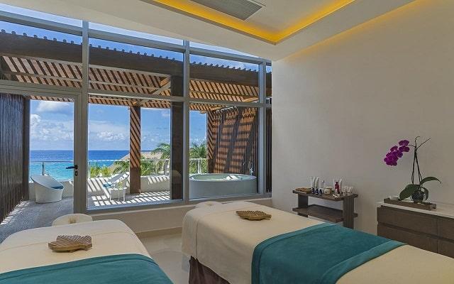 Hotel The Westin Cozumel, permite que te consientan con un masaje