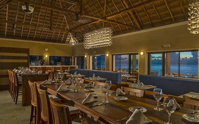 Hotel The Westin Cozumel, buena gastronomía