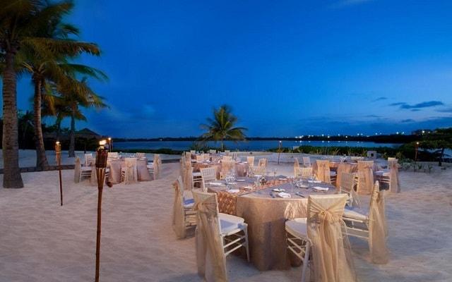 Hotel The Westin Resort and Spa Cancún, escenarios fascinantes