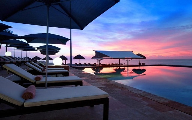Hotel The Westin Resort and Spa Cancún, atardeceres inolvidables
