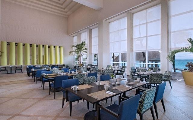 Hotel The Westin Resort and Spa Cancún, buena propuesta gastronómica