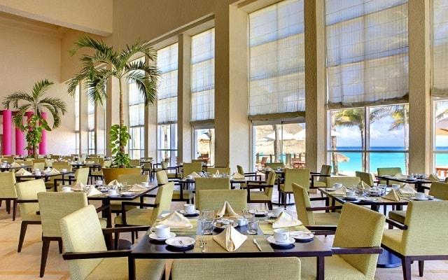Hotel The Westin Resort and Spa Cancún, sitio ideal para tus alimentos