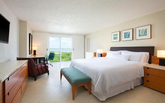 Hotel The Westin Resort and Spa Cancún, habitaciones bien equipadas