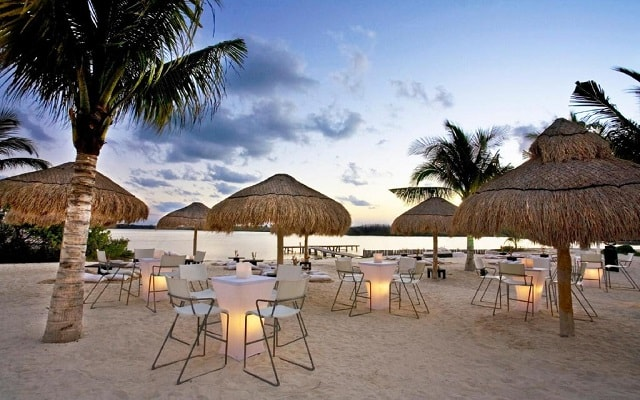 Hotel The Westin Resort and Spa Cancún, ambientes únicos