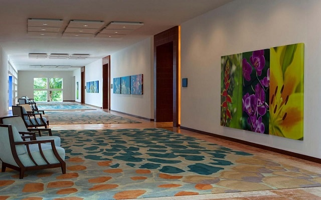 Hotel The Westin Resort and Spa Cancún, cómodas instalaciones