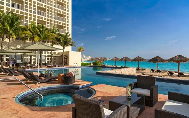 Hotel The Westin Resort and Spa Cancún, jacuzzi