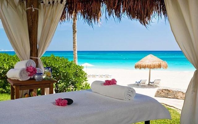 Hotel The Westin Resort and Spa Cancún, disfruta un masaje