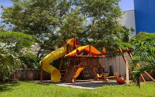 Hotel The Westin Resort and Spa Cancún, club de niños