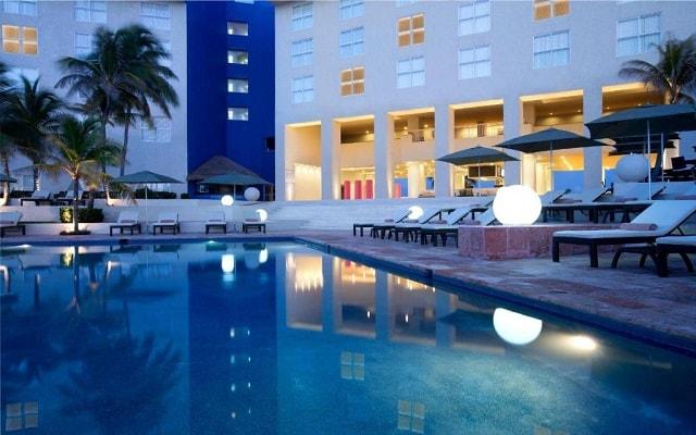 Hotel The Westin Resort and Spa Cancún, espacios agradables