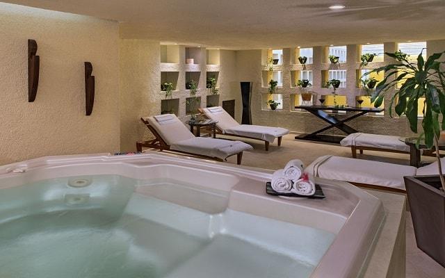 Hotel The Westin Resort and Spa Cancún, permite que te consientan en el spa