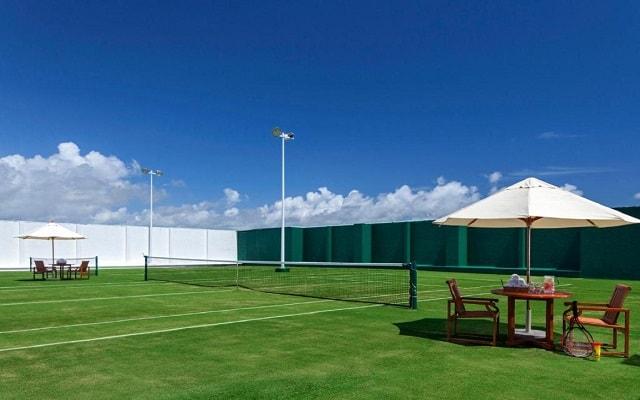 Hotel The Westin Resort and Spa Cancún, cancha de tenis