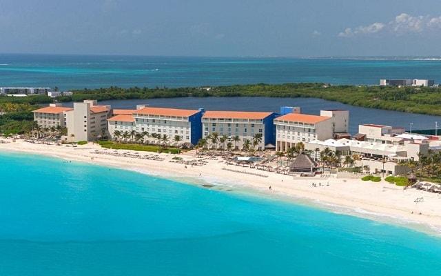 Hotel The Westin Resort and Spa Cancún, buena ubicación