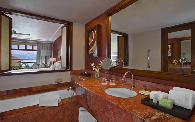 The Westin Resort and Spa Puerto Vallarta, amenidades de calidad