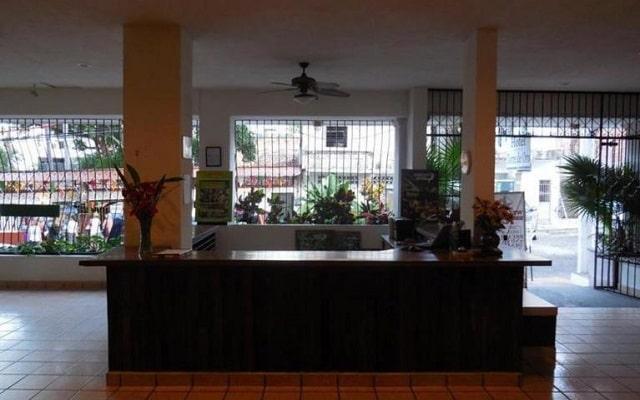 Hotel Torre de Oro Vallarta, atención personalizada desde el inicio de tu estancia