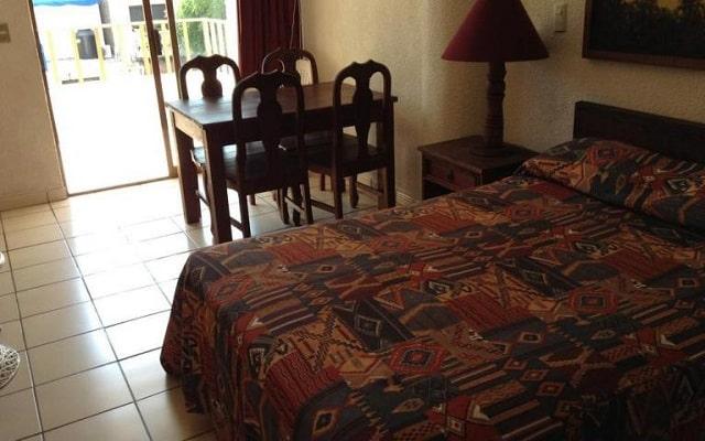 Hotel Torre de Oro Vallarta, habitaciones bien equipadas