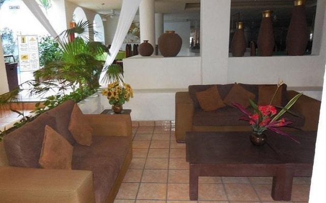 Hotel Torre de Oro Vallarta, lobby