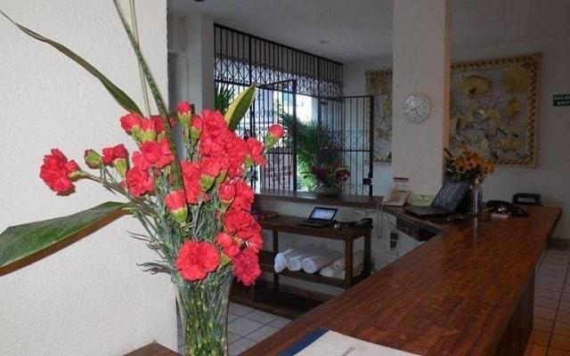 Hotel Torre de Oro Vallarta, buen servicio