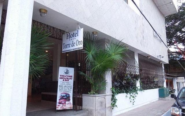 Hotel Torre de Oro Vallarta, buena ubicación
