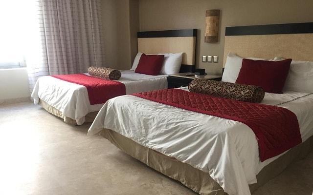 Hotel Torrenza Boutique, amplias y luminosas habitaciones