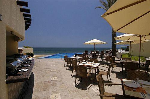 El restaurante está ubicado al aire libre