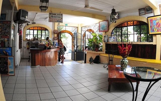 Hotel Tradicional Villa del Mar, atención personalizada desde el inicio de tu estancia