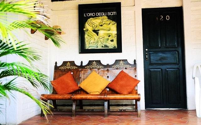 Hotel Tradicional Villa del Mar, ambientes agradables