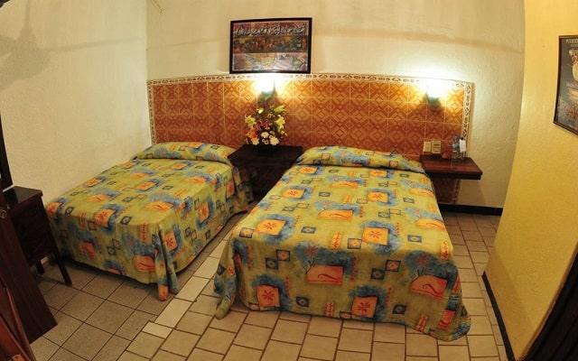 Hotel Tradicional Villa del Mar, acogedoras habitaciones
