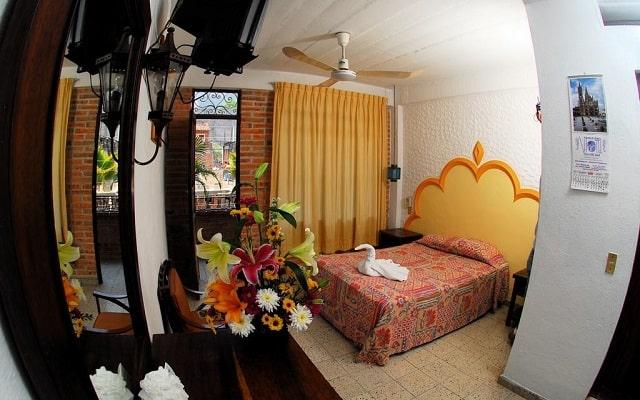 Hotel Tradicional Villa del Mar, espacios diseñados para tu descanso