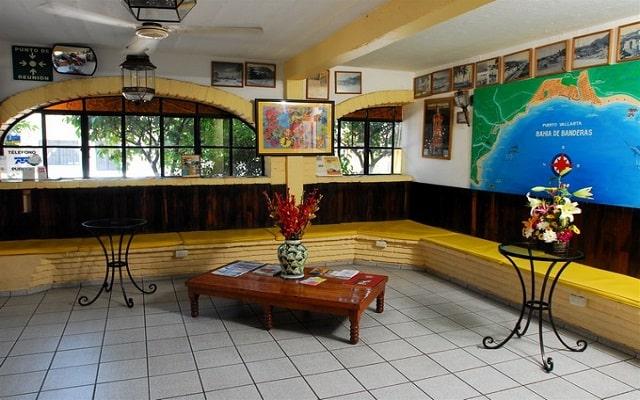 Hotel Tradicional Villa del Mar, lobby
