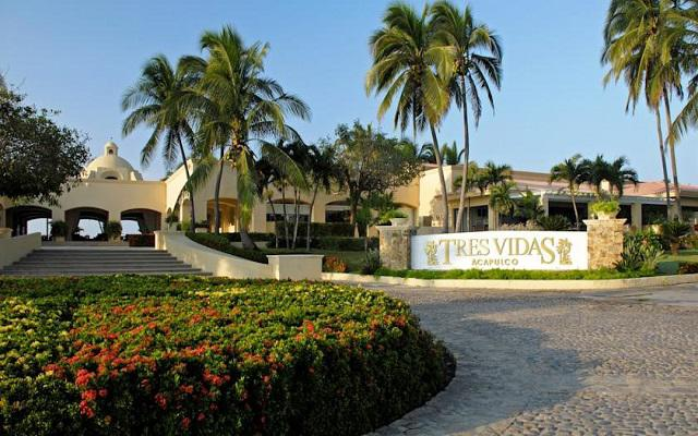 Hotel Tres Vidas en Zona Diamante