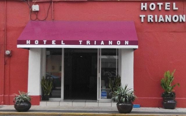 Hotel Trianon en Veracruz Puerto