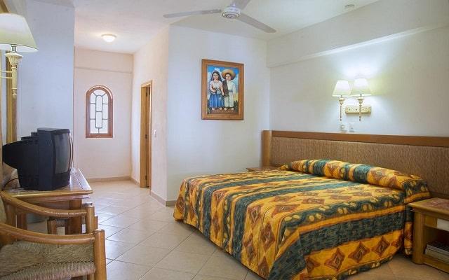 Hotel Tropicana Puerto Vallarta, habitaciones cómodas y acogedoras