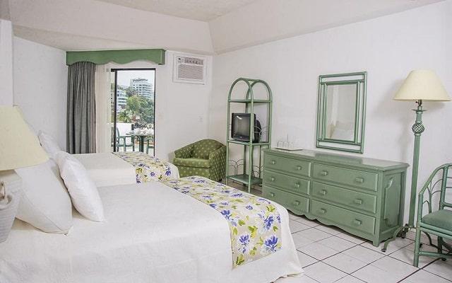 Hotel Tropicana Puerto Vallarta, espacios diseñados para tu descanso