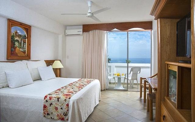 Hotel Tropicana Puerto Vallarta, habitaciones bien equipadas