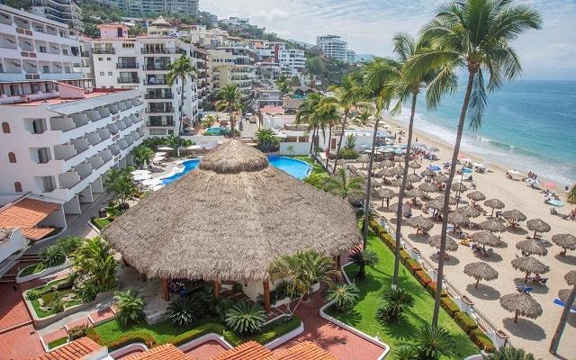 Hotel Tropicana Puerto Vallarta en Zona Romántica