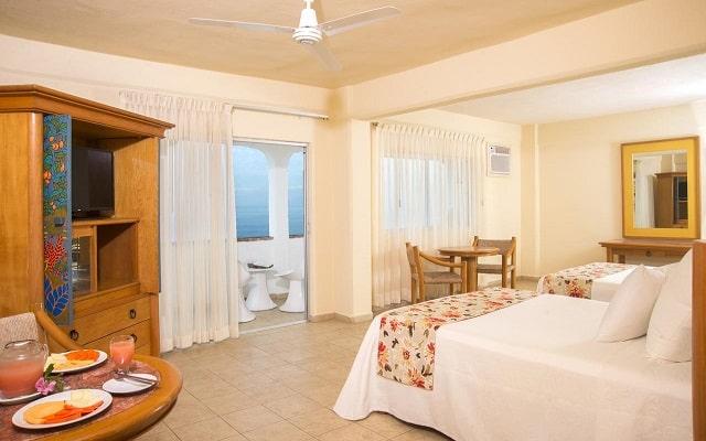 Hotel Tropicana Puerto Vallarta, confort en cada sitio