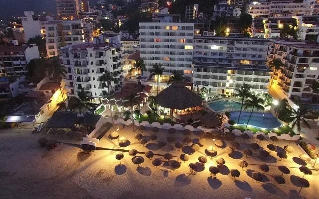 Hotel Tropicana Puerto Vallarta, amenidades en la playa