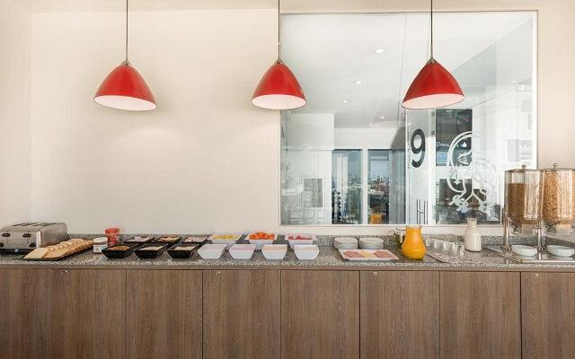 Hotel Tryp México WTC, disfruta un rico desayuno en cortesía