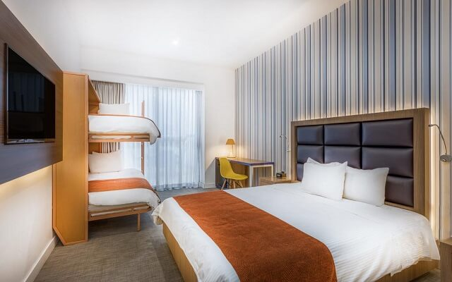 Hotel Tryp México WTC, espacios diseñados para tu descanso