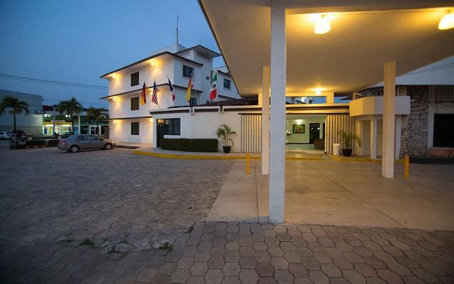 Hotel Tulijá Express Palenque en Palenque